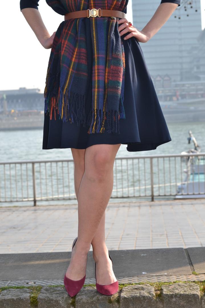 Ein fast perfektes Kleid für den A-Figurtyp