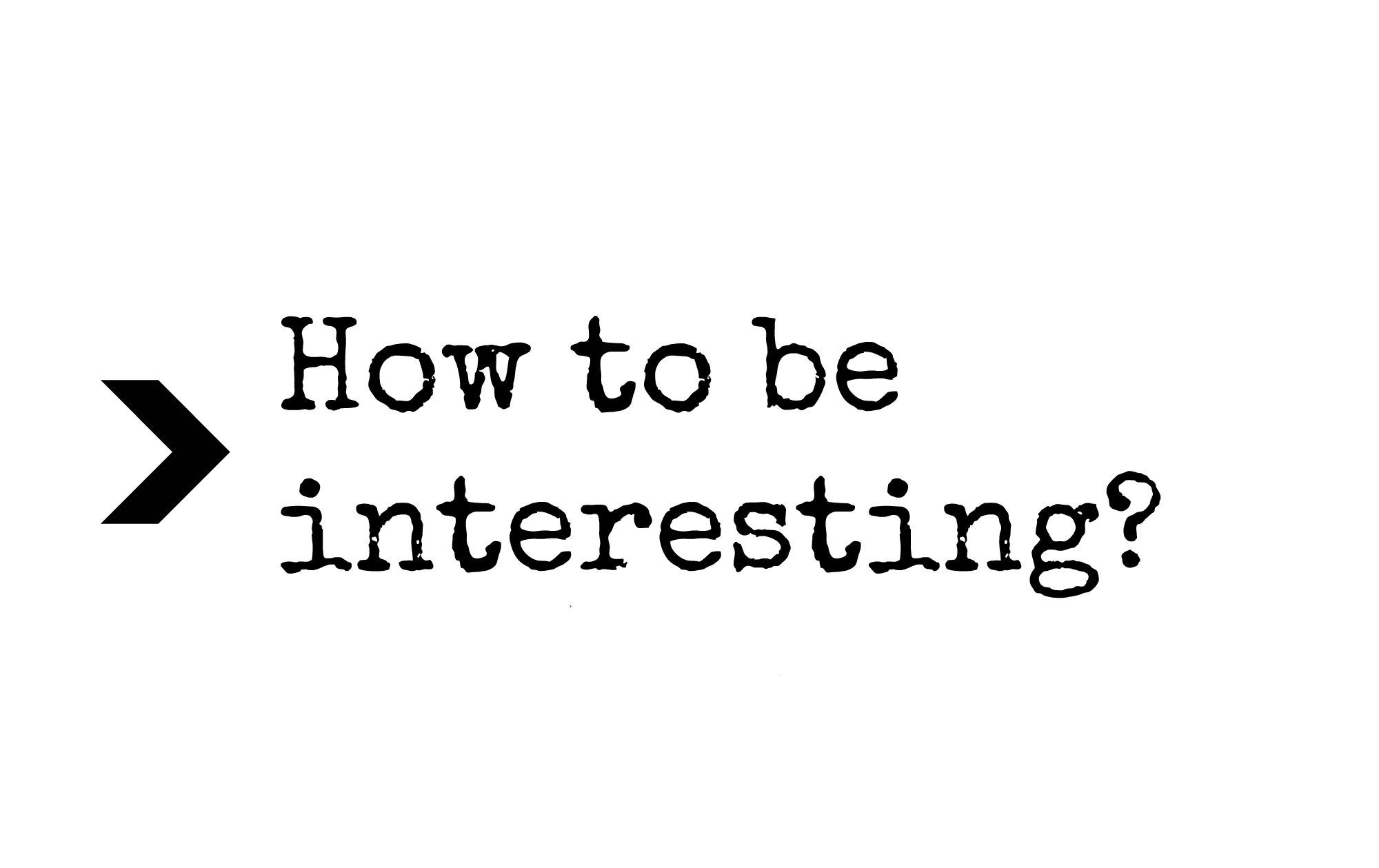How to: Wie wird man zu einer charismatischen Person?