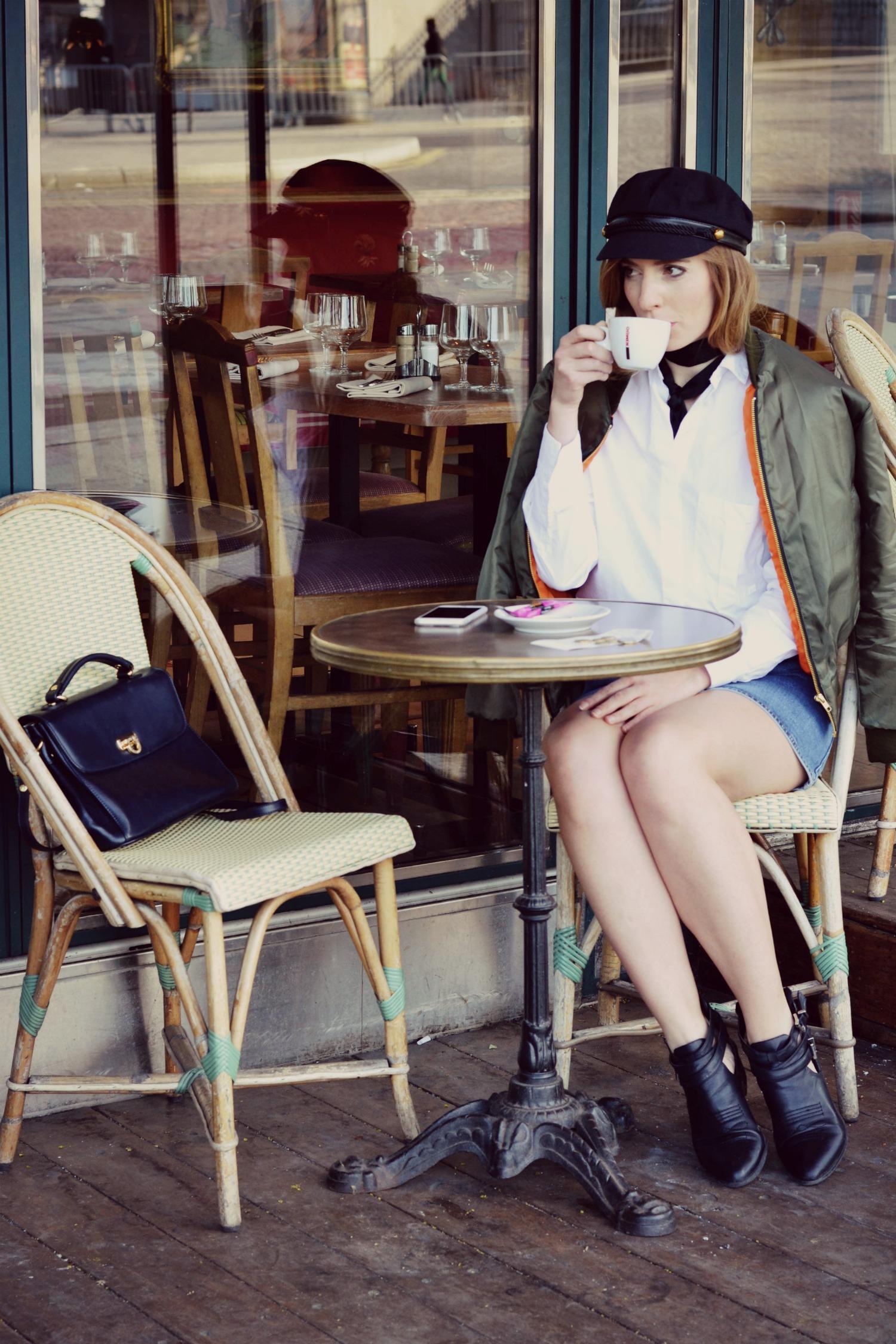 Paris, Outfit