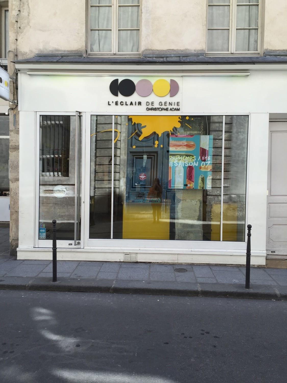 L'ÉCLAIR DE GÉNIE, 14 Rue Pavée, 75004 Paris, Frankreich