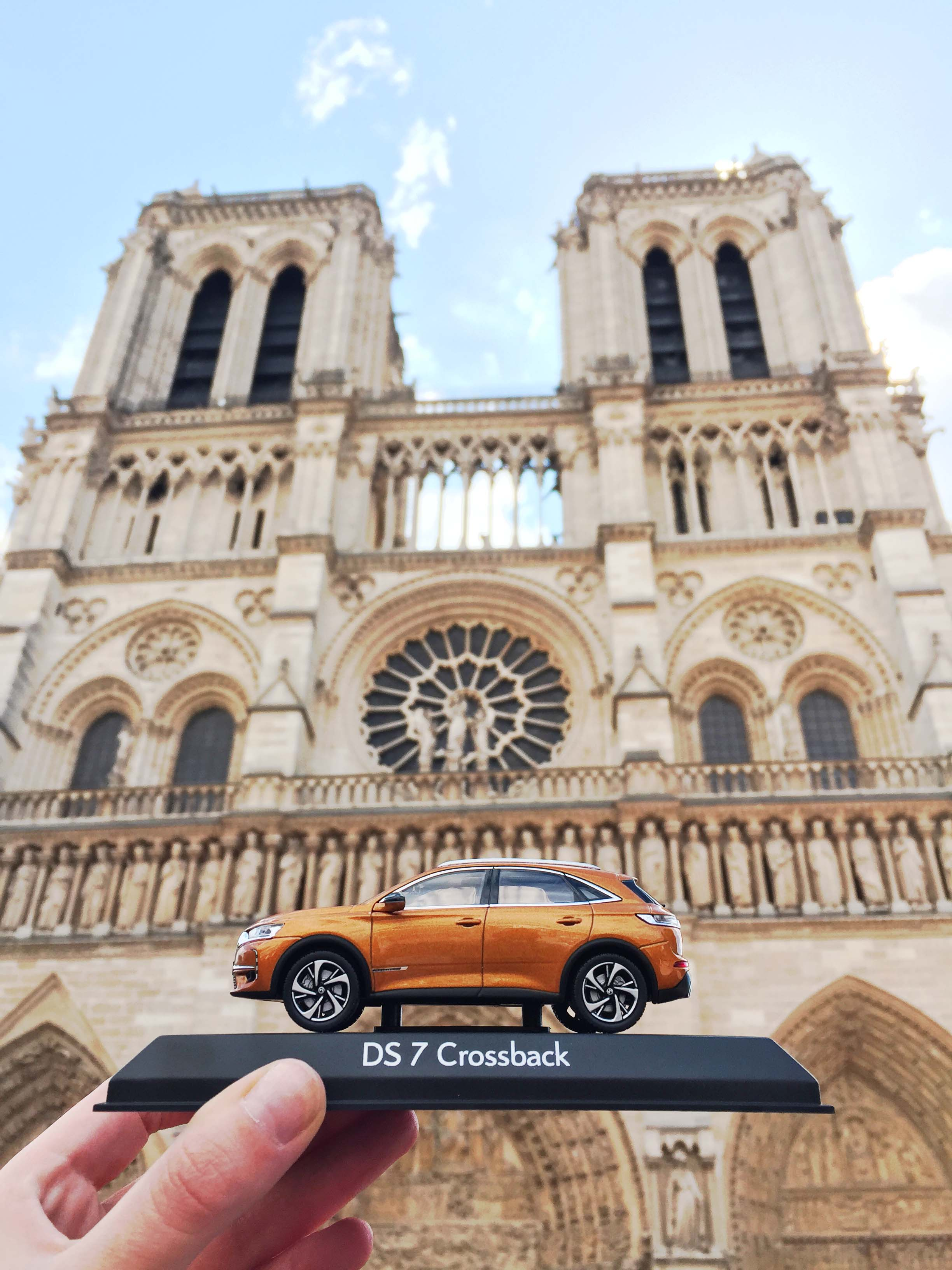 Formula E in Paris mit DS Automobiles
