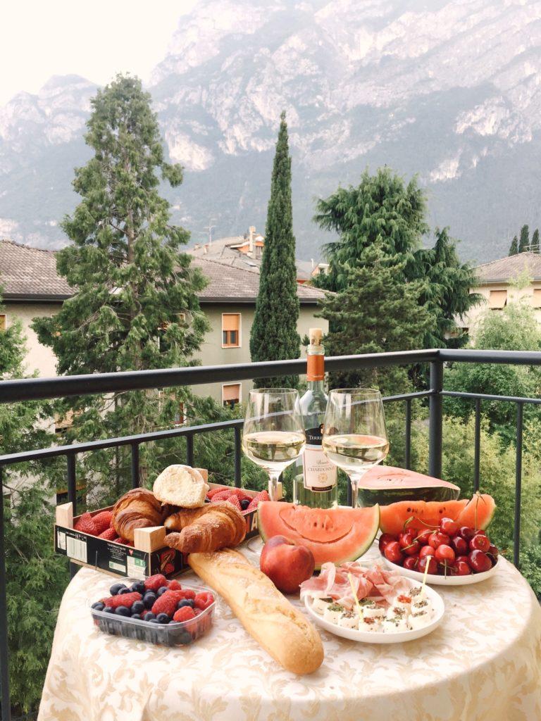 Picknick Hotel Villa Nicolli