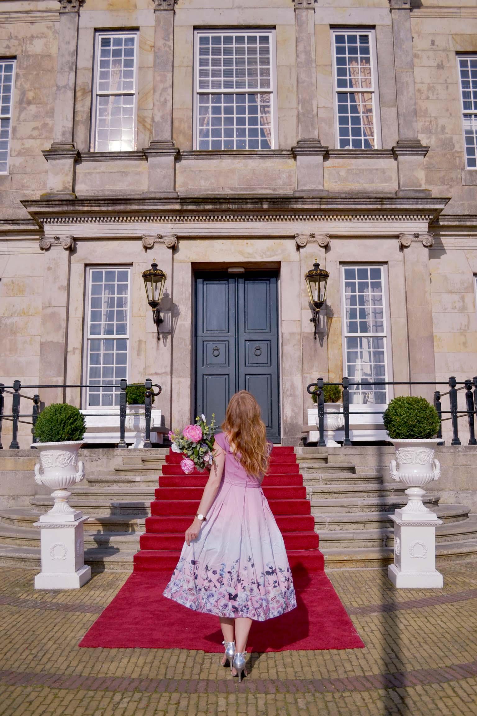 Идеальная локация для свадьбы- Langoed Huis de Voogst