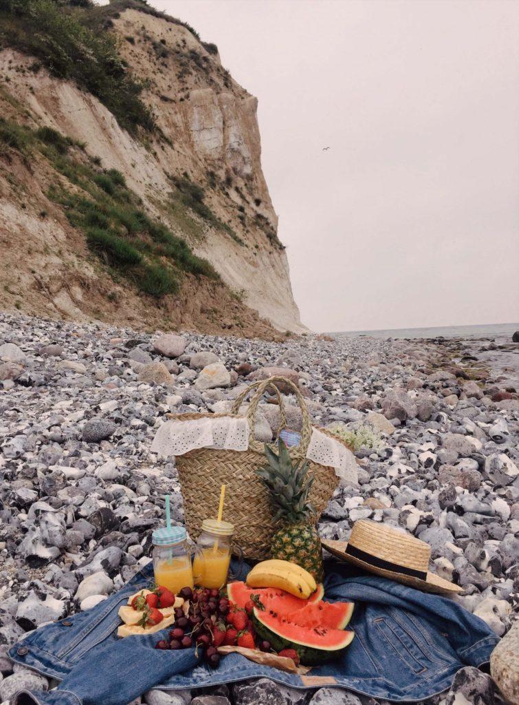Picknick am Kap Arkona