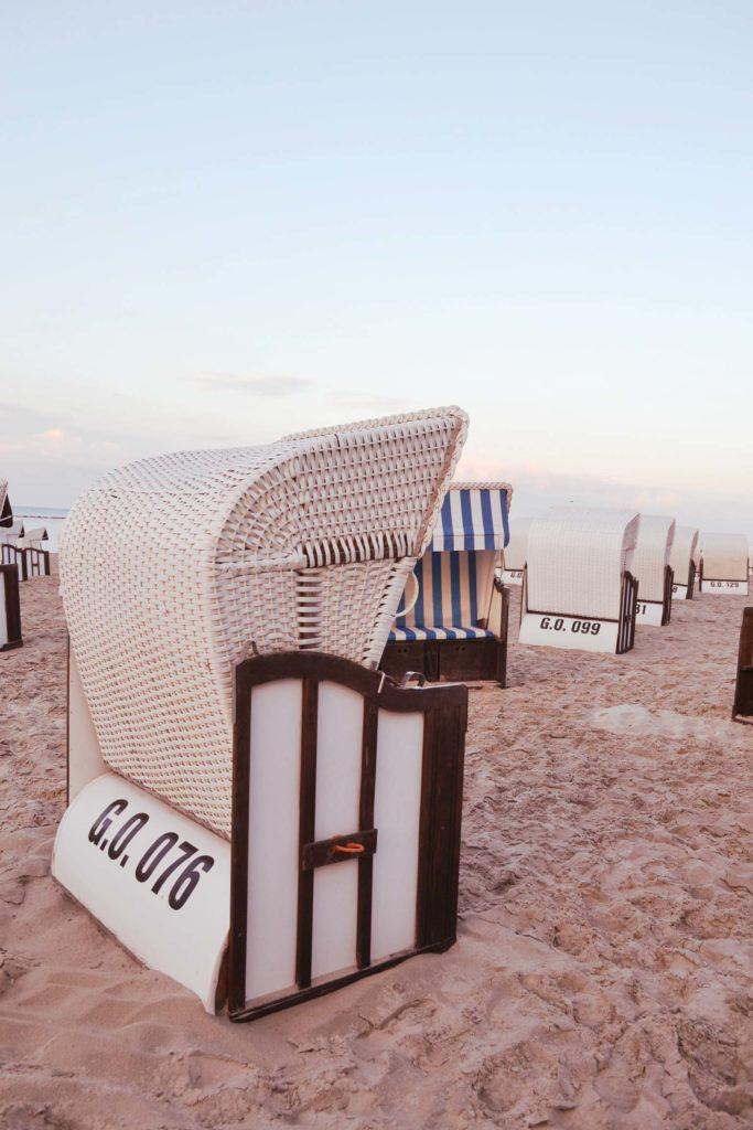 Strandkorb Seelin