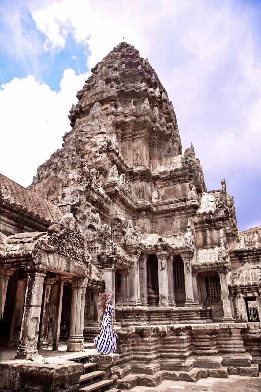 Angkor Watt besuchen