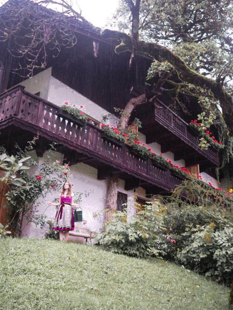 Berghotel Rehlegg in Ramsau