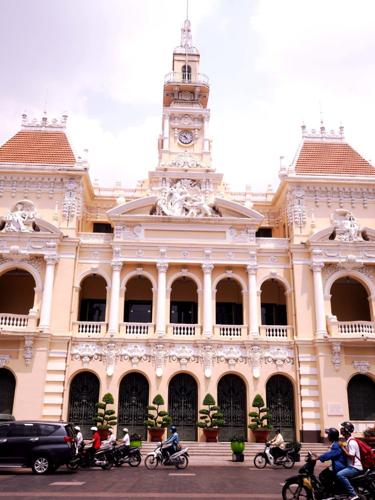 City Hall Ho Chi Minh