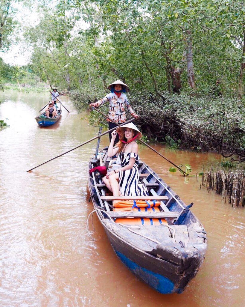 Ausflug Mekong Delta
