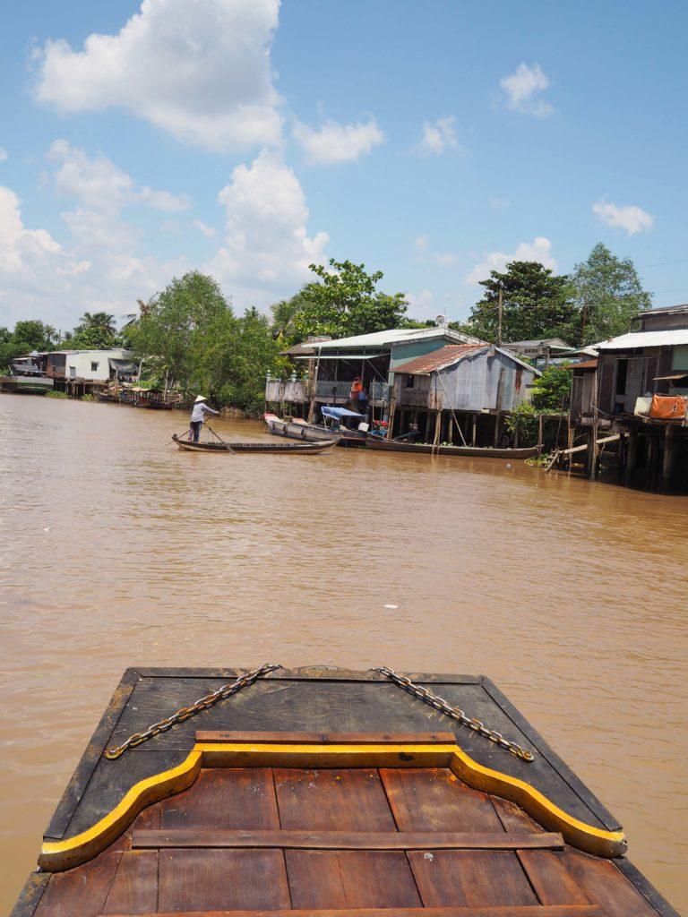 Ausflug Mekong River