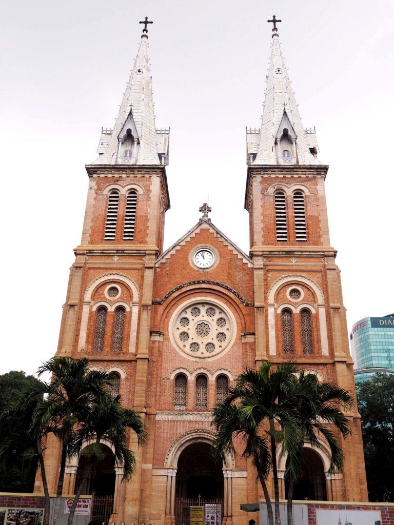 Notre Dame Kathedrale Saigon