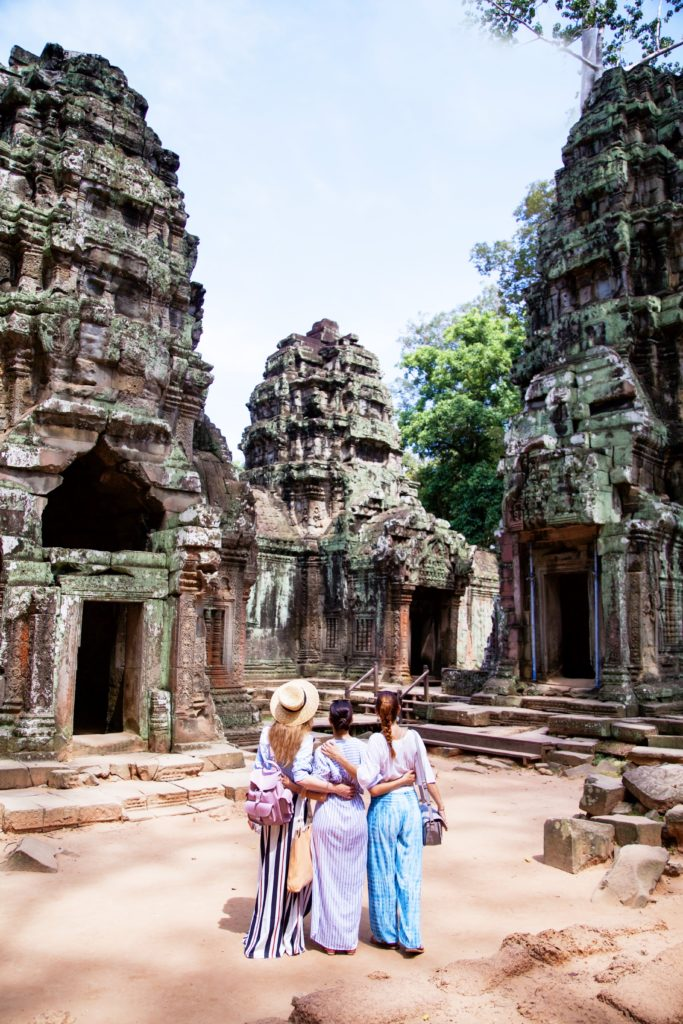 Ta Prohm in Siem Riep