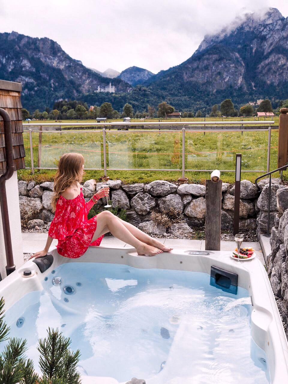 wellnesshotel das r bezahl in schwangau. Black Bedroom Furniture Sets. Home Design Ideas