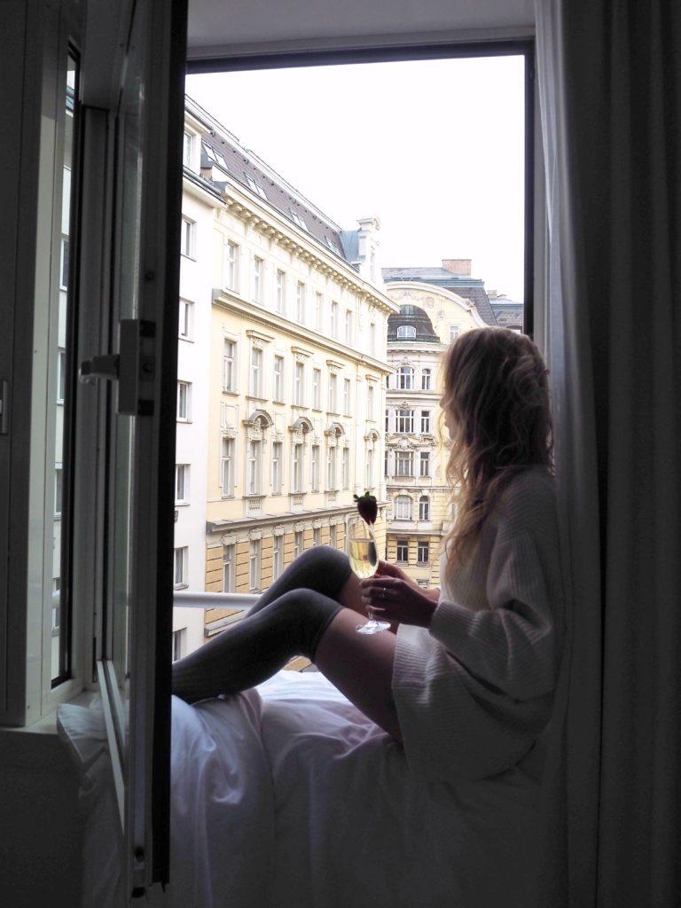 Aussicht Ruby Lissy Hotel