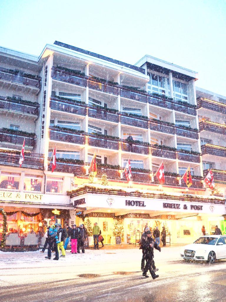 Hotel-Kreuz-Post-Grindelwald