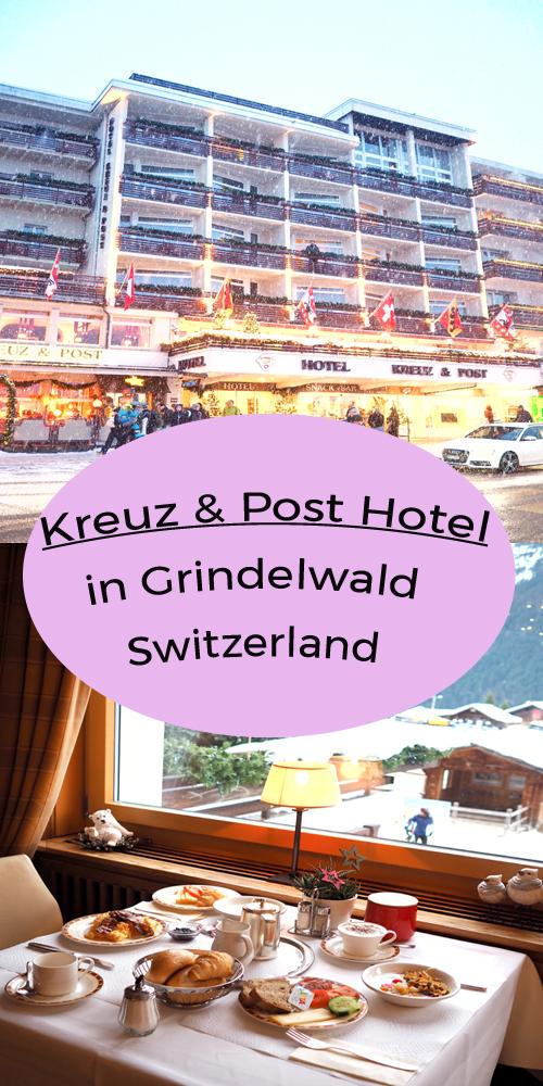Kreuz&Post Grindelwald Switzerland