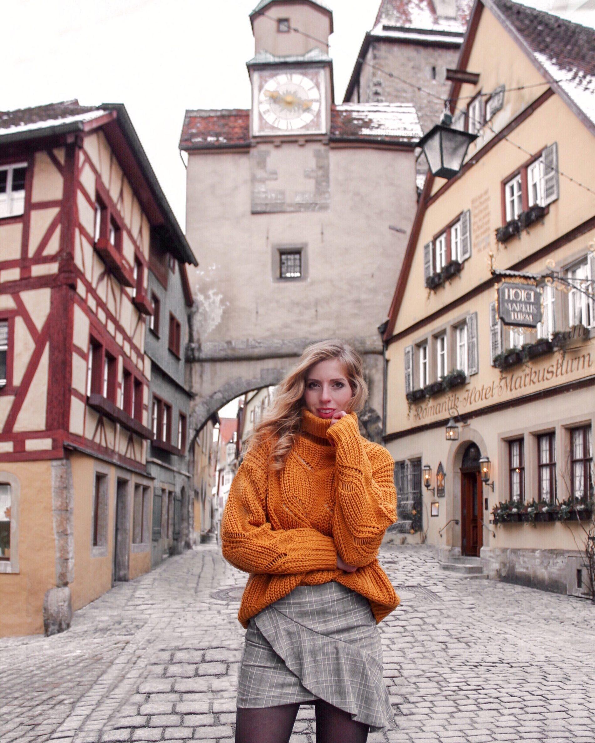 Germany: Rothenburg ob der Tauber Quick Guide
