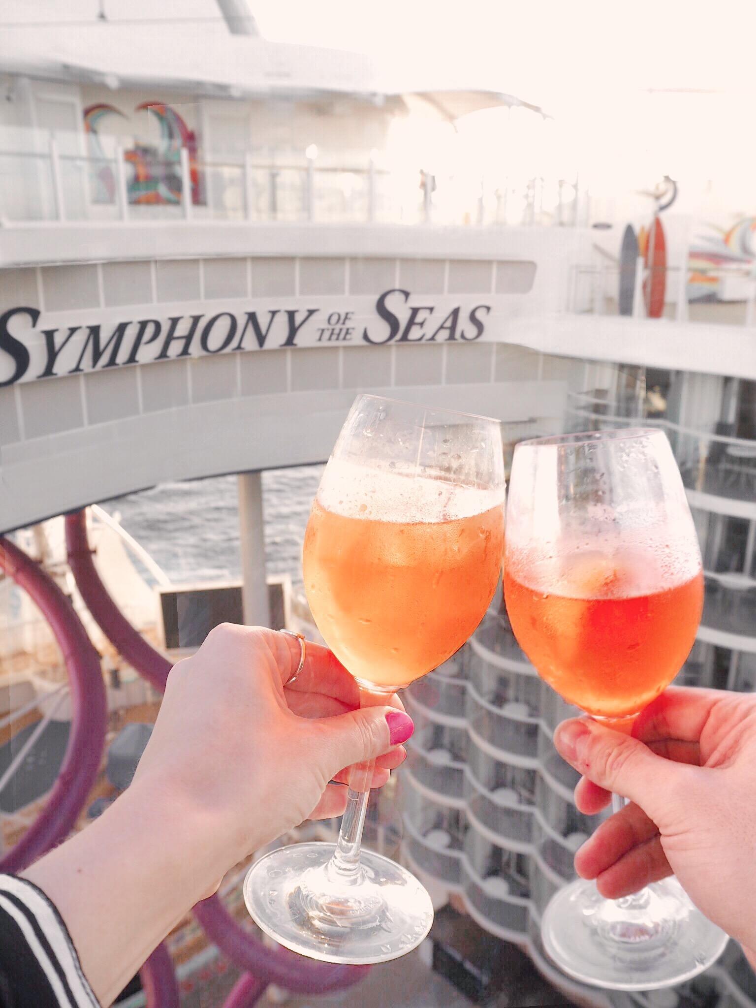 Symphony of the Seas: Meine Erfahrung auf dem größten Schiff der Welt