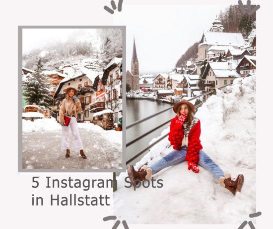 Instagram Spots in Hallstatt
