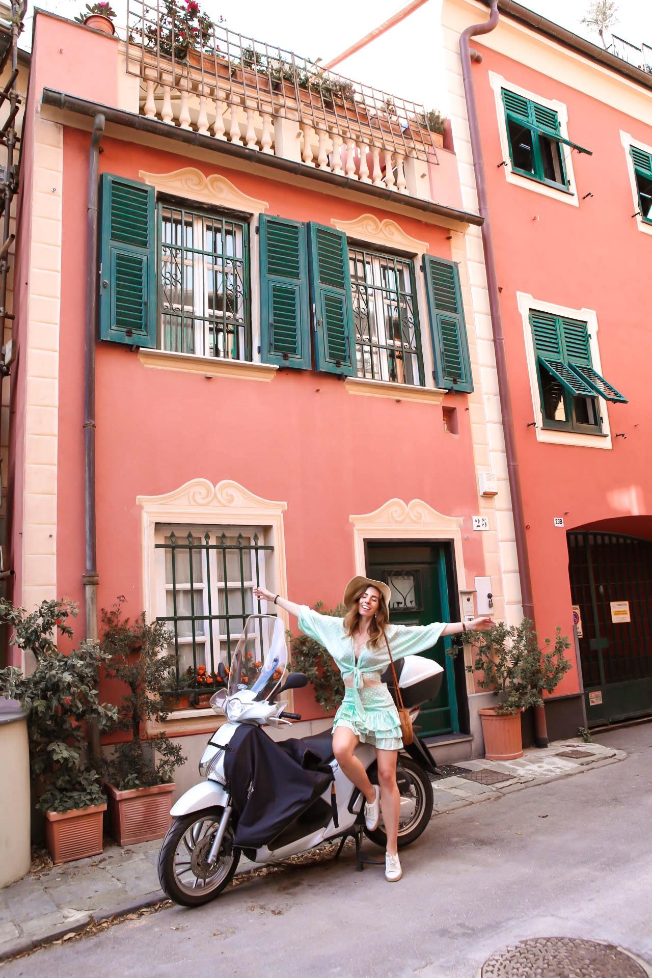 8 Gründe, warum man Genua besuchen MUSS!*