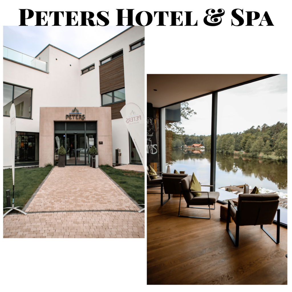Peters Hotel & Spa im Saarland