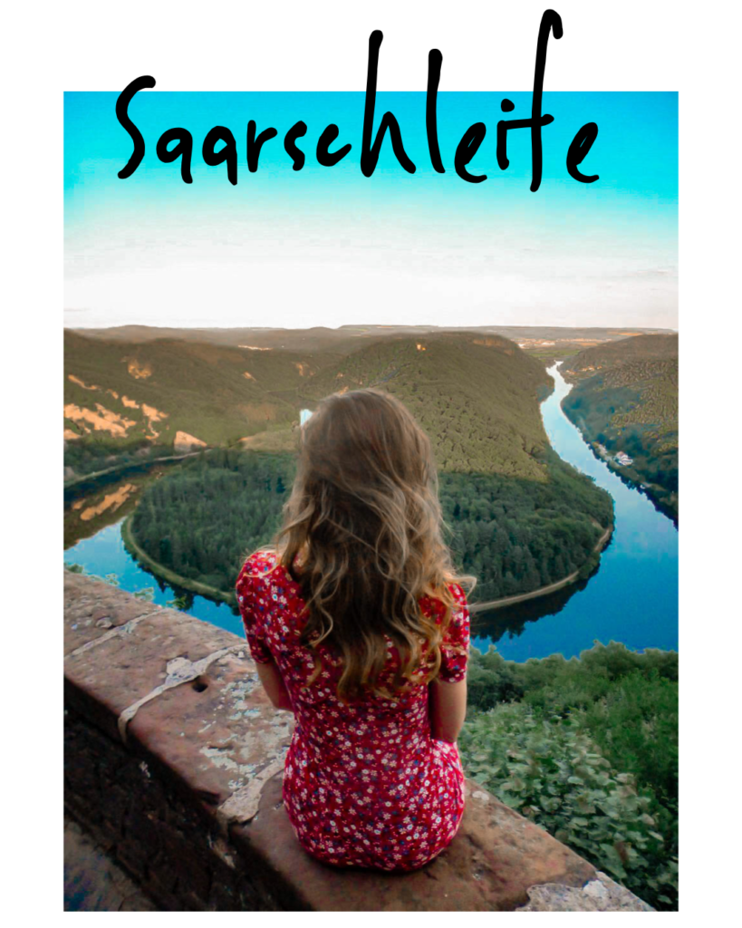 Saarschleife: Ausflüge im Saarland