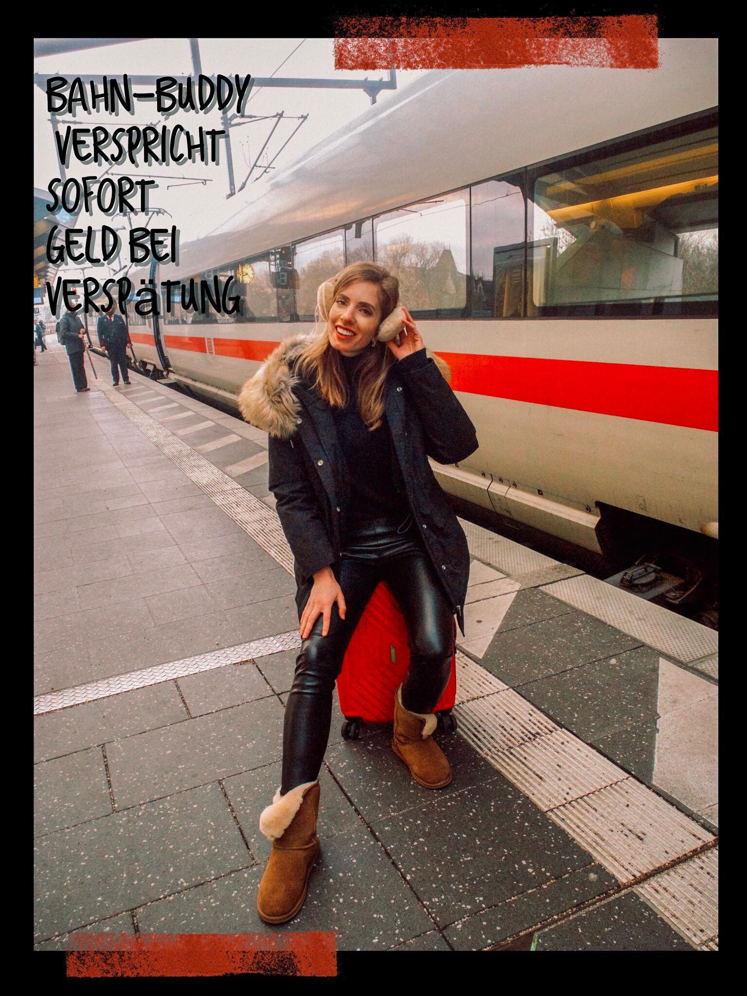 Sofort-Entschädigung bei Bahn-Verspätung